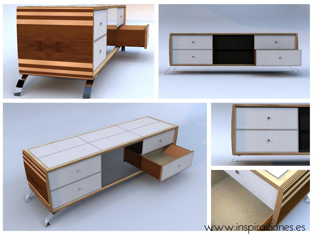 Blog con ideas para inspirar objetos y for Muebles para cristaleria