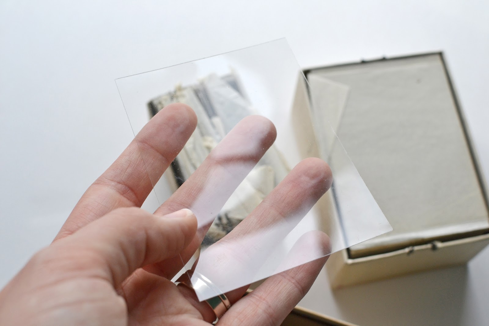 thin clear plastic sheets for crafts - Heart.impulsar.co