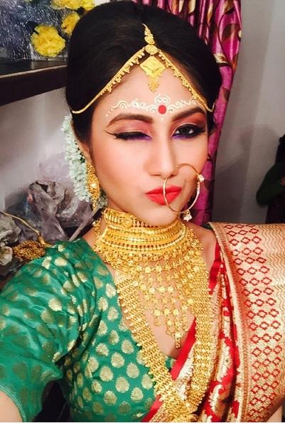 bengali hindu woman