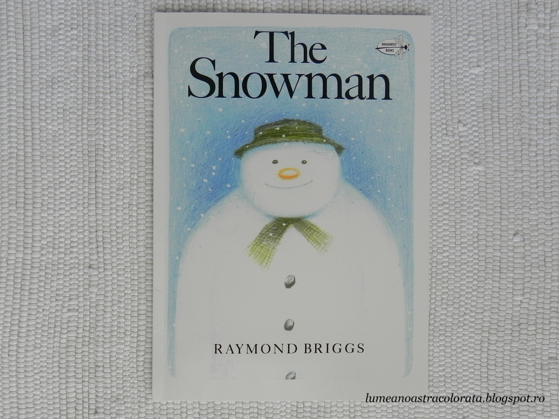 The Snowman de Razmond Brigg