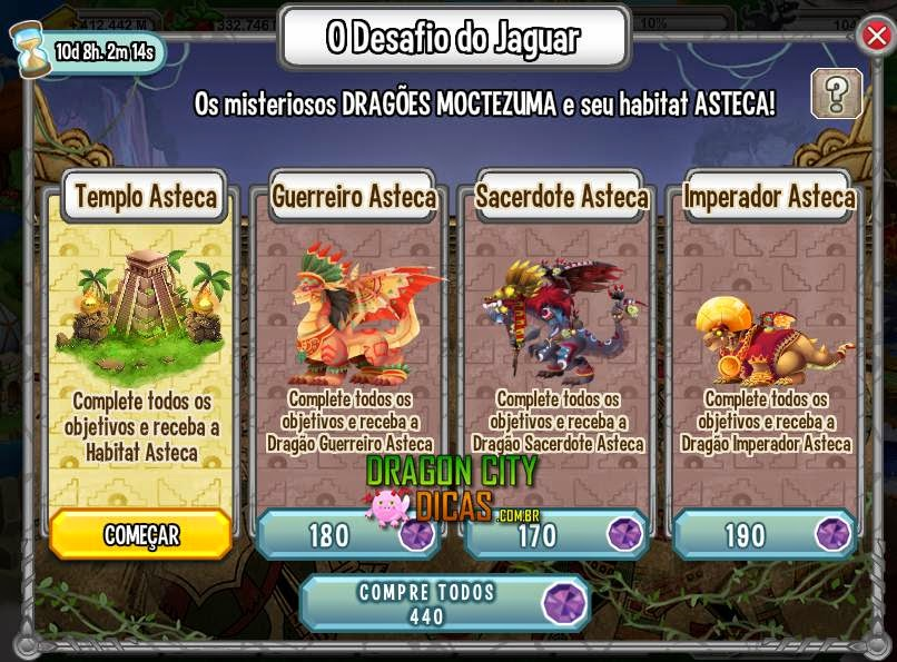 Ilha Asteca 2014