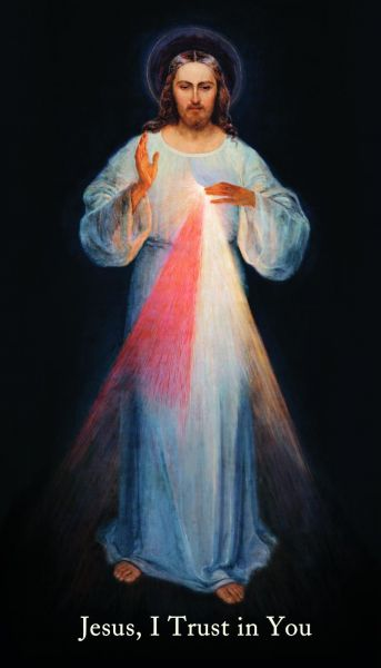 NOVENA & Chaplet of The Divine Mercy in Maltese, in English and in French