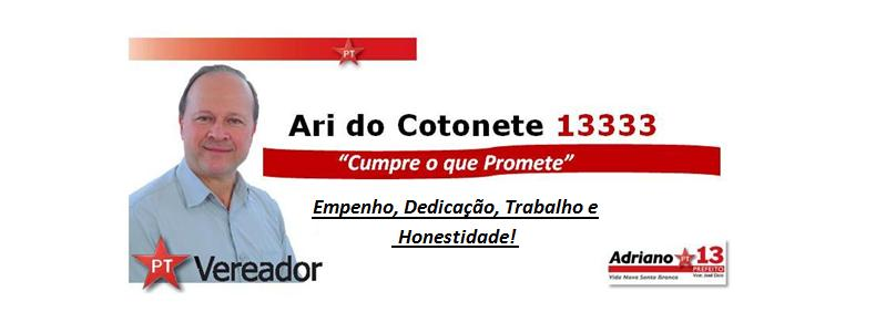 Ari do cotonete