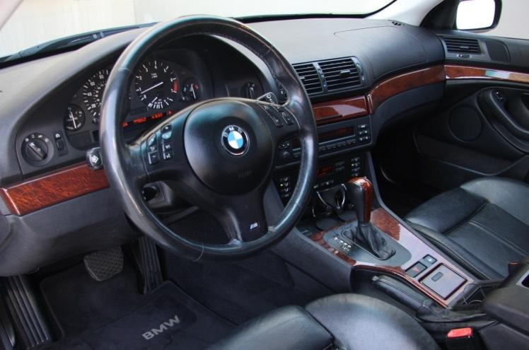 Cuadro instrumentos BMW Serie E39