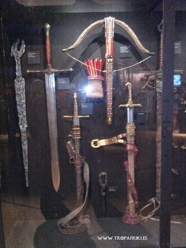 Armas juego de tronos