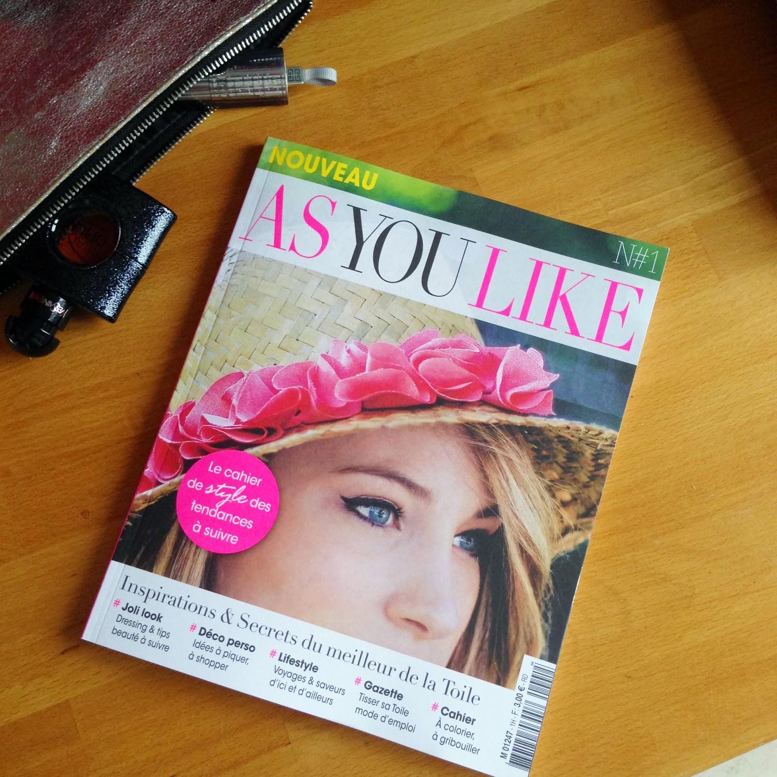 http://www.choupieandco.com/2015/04/as-you-like-le-magazine-tout-droit.html