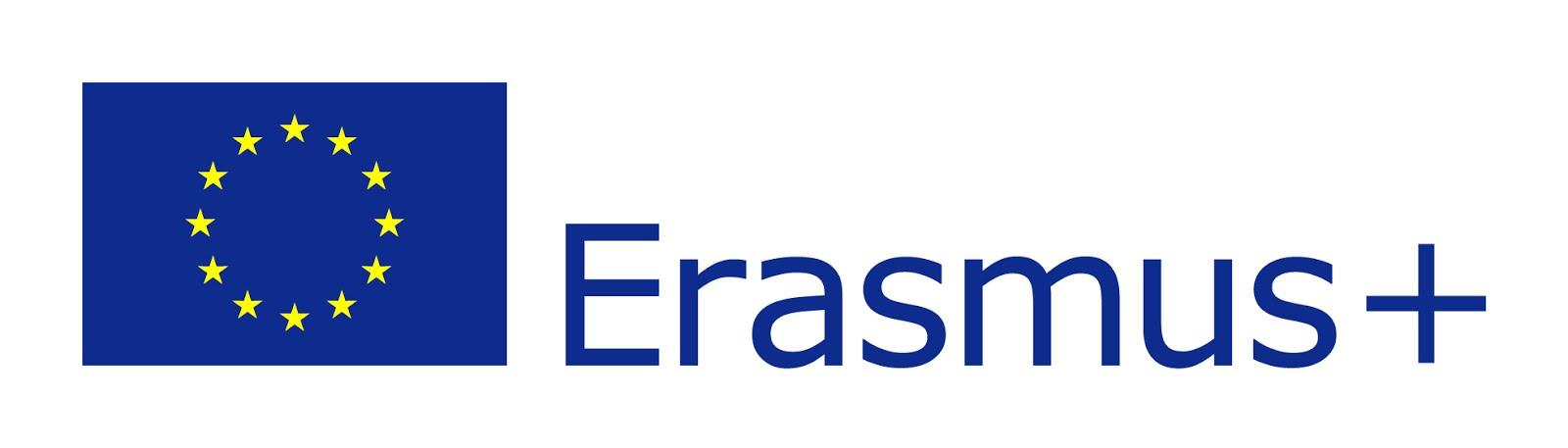 Erasmus+ ja Euroopa Liidu  logo