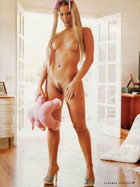 fotos de Sheila Mello nua pelada na Playboy Brasil