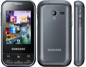 Samsung Ch@t 350 QWERTY phone unveiled 2