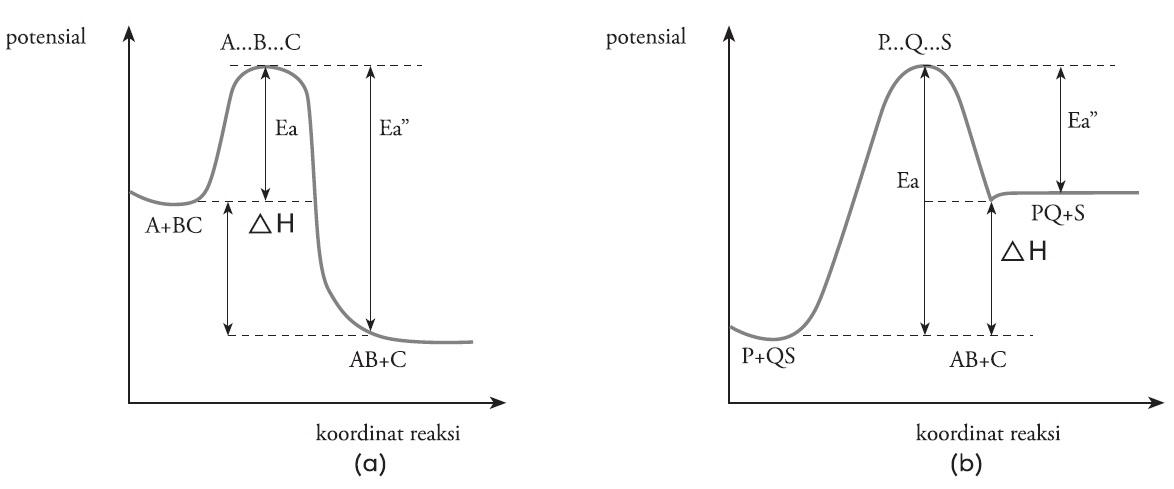 Pengertian laju reaksi kimia rumus contoh soal faktor faktor yang diagram potensial reaksi eksoterm dan endoterm ccuart Images