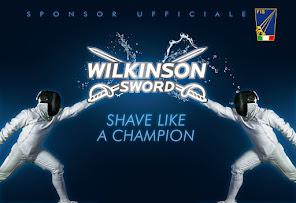 Wilkinson con i campioni