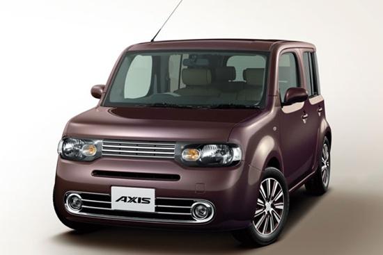 Nissan Cube Axis