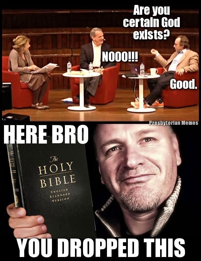 presup%2Bsye%2Bwlc%2Bnot%2Bcertain%2Bmeme god or absurdity blog william lane craig says he's not certain god
