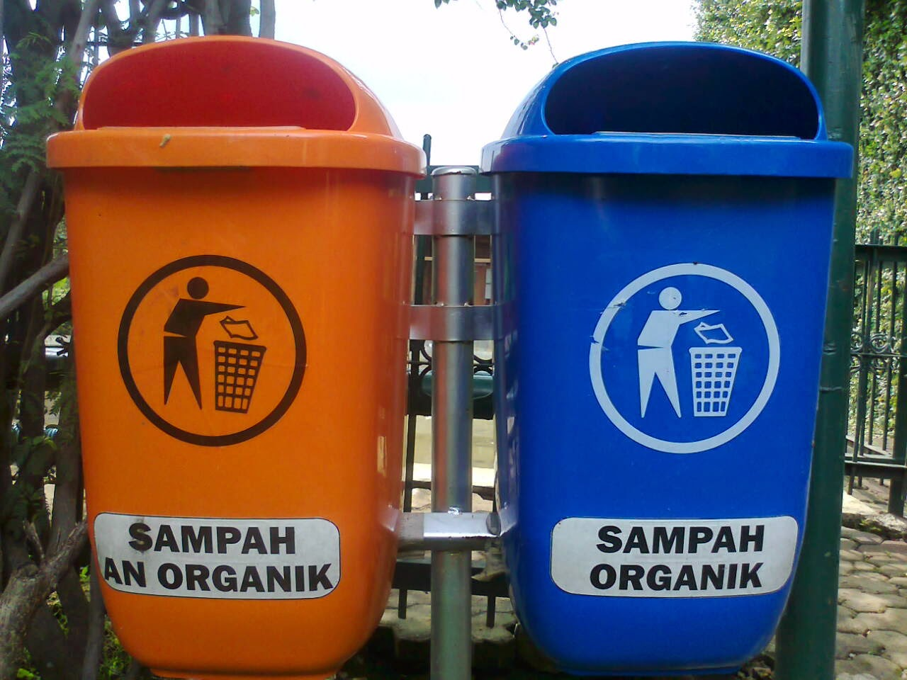 Sampah Organik & Anorganik