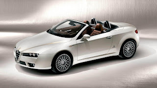 Alfa Romeo Spider Wallpapers