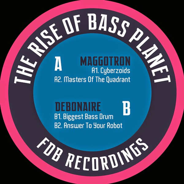 Maggotron - The Invasion Will Not Be Televised (Cos.We.Don't.Have.A.Video)