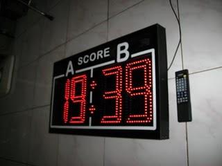 Kami melayani pembuatan Papan Skor Digital dengan beberapa type dan harga yang ekonomis.