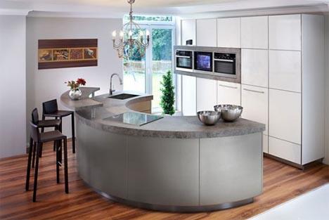 Modern homes modern kitchen cabinets designs ideas for Simple modern kitchen ideas