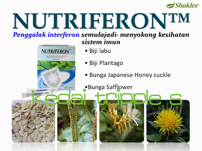 Nutriferon penggalak sistem imun