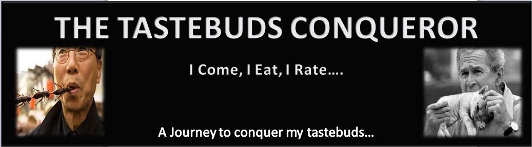 The Tastebuds Conqueror
