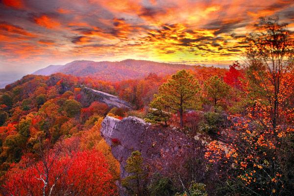 Appalachian Treks Pine Mountain Trail
