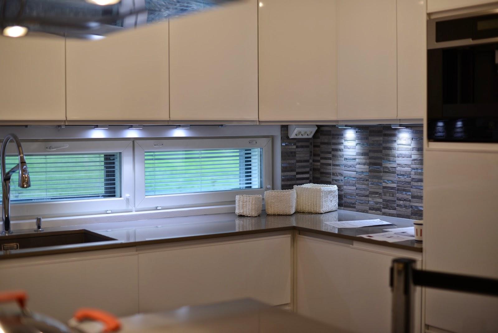 Rouva Y Asuntomessut 2014; Keittiöajatuksia