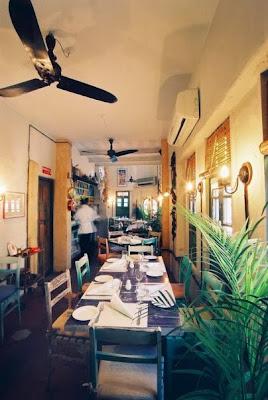 Best Karachi restaurants -  Okra is most peoples top pick