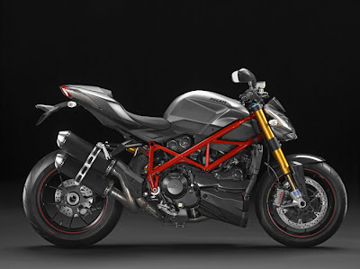 2012 Ducati Streetfighter S