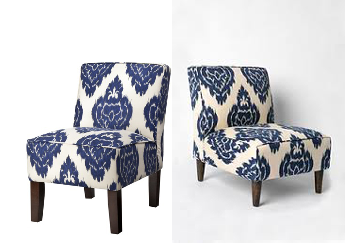 Superbe Slipper Chair: Target Vs. Urban Outfitters