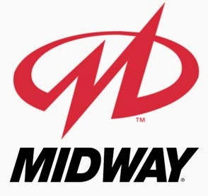 Logo: Midway Games