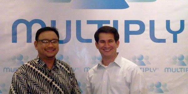 Multiply buka kantor di Indonesia (foto: Kompas)