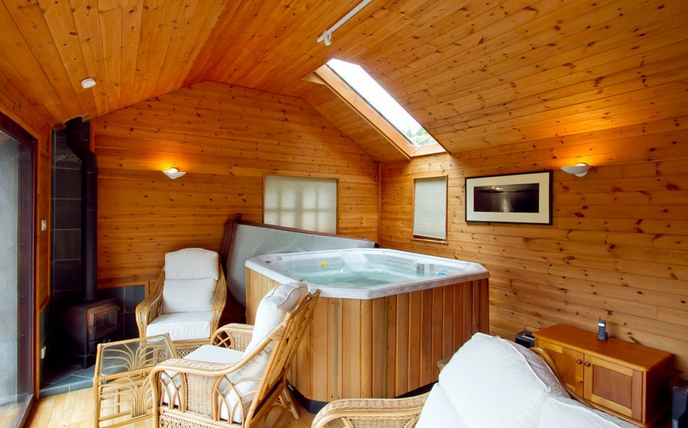 You Deserve the Best!  Install a Sauna for a Healthy Remodel!
