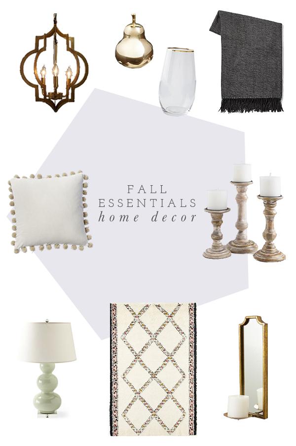 michaela noelle designs fall essentials home decor