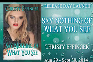 Say Nothing of What You See Release Day Launch