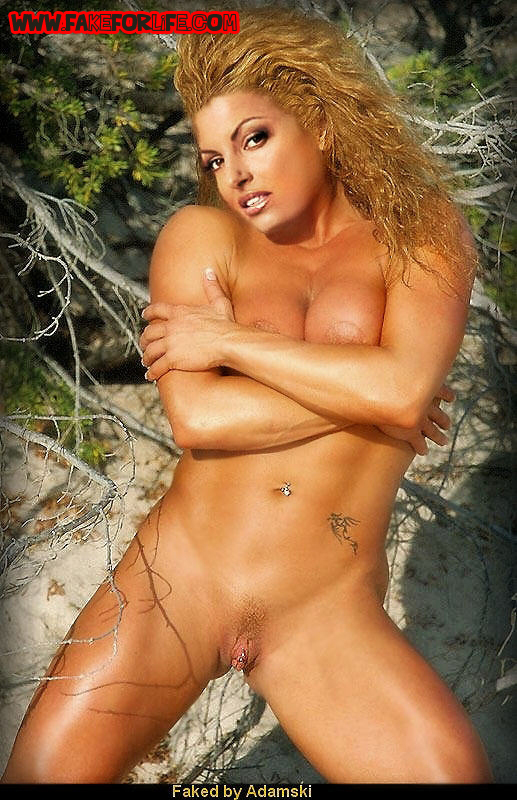 Trish Stratus Nude - Hot Pics - Naked - Playboy PWPIXnet