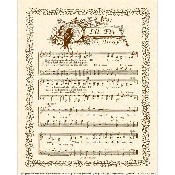 picture about Printable Hymns Sheet Music identify Flute Songs: Printable Sheet Songs For Hymns