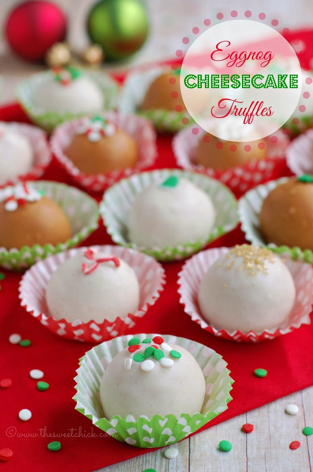 http://www.thesweetchick.com/2013/12/eggnog-cheesecake-truffles.html