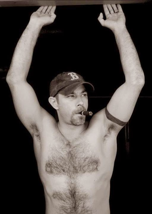 Gay Bear Armpits Cigar