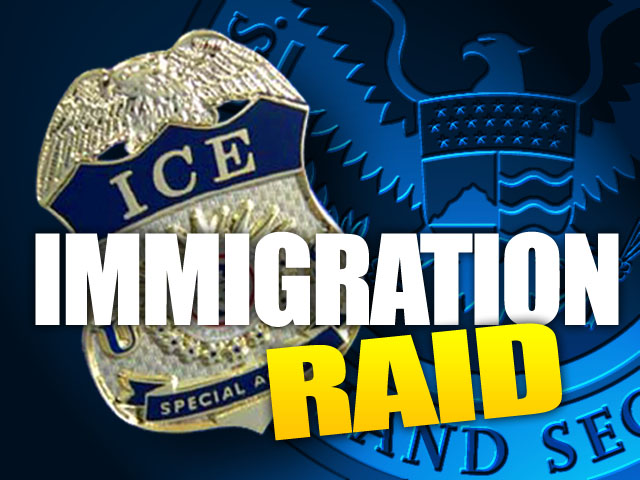 ICE immigration