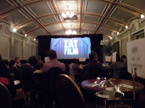 the EatFilm cinema