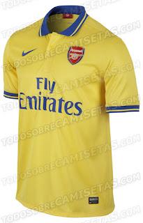 Jersey-Arsenal