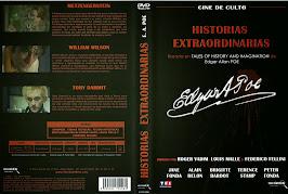 Historias extraordinarias (1968) - Carátula