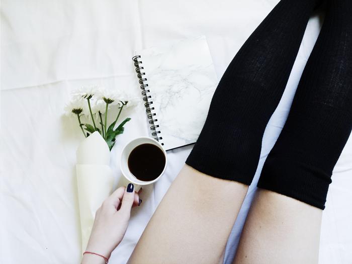 aleksandra skorupan, velvet and milk blog, motivation