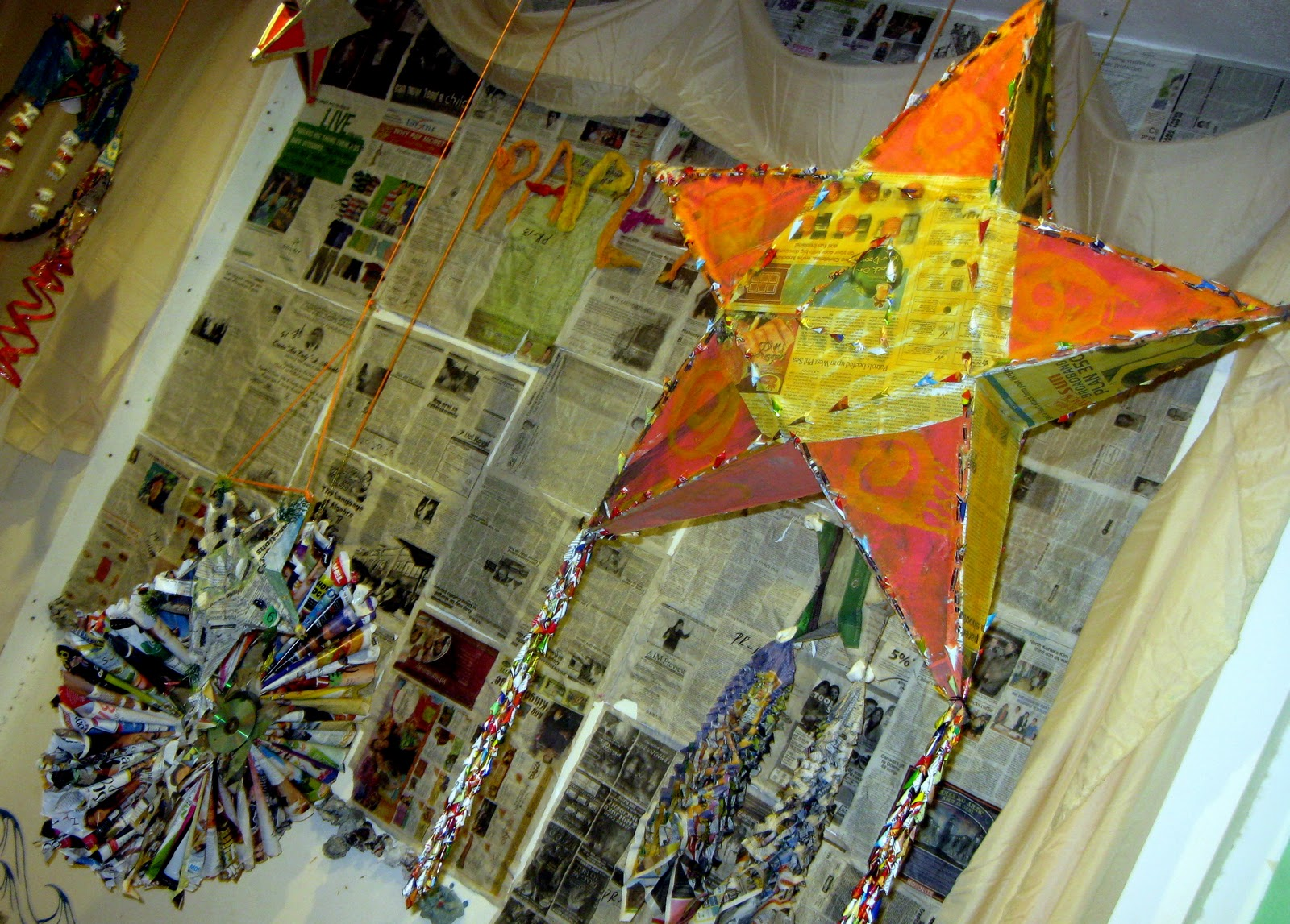 parol essay The parol of star lantern is perhaps the paramount filipino christmas symbol –  colorful, crafted with love and aglow with the spirit of the season the christmas.