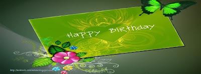 Couverture journal facebook joyeux anniversaire