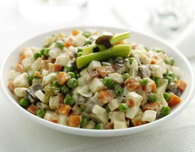 Russian - Polish Salad