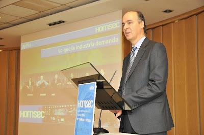 Ignacio Dancausa, Director Homsec