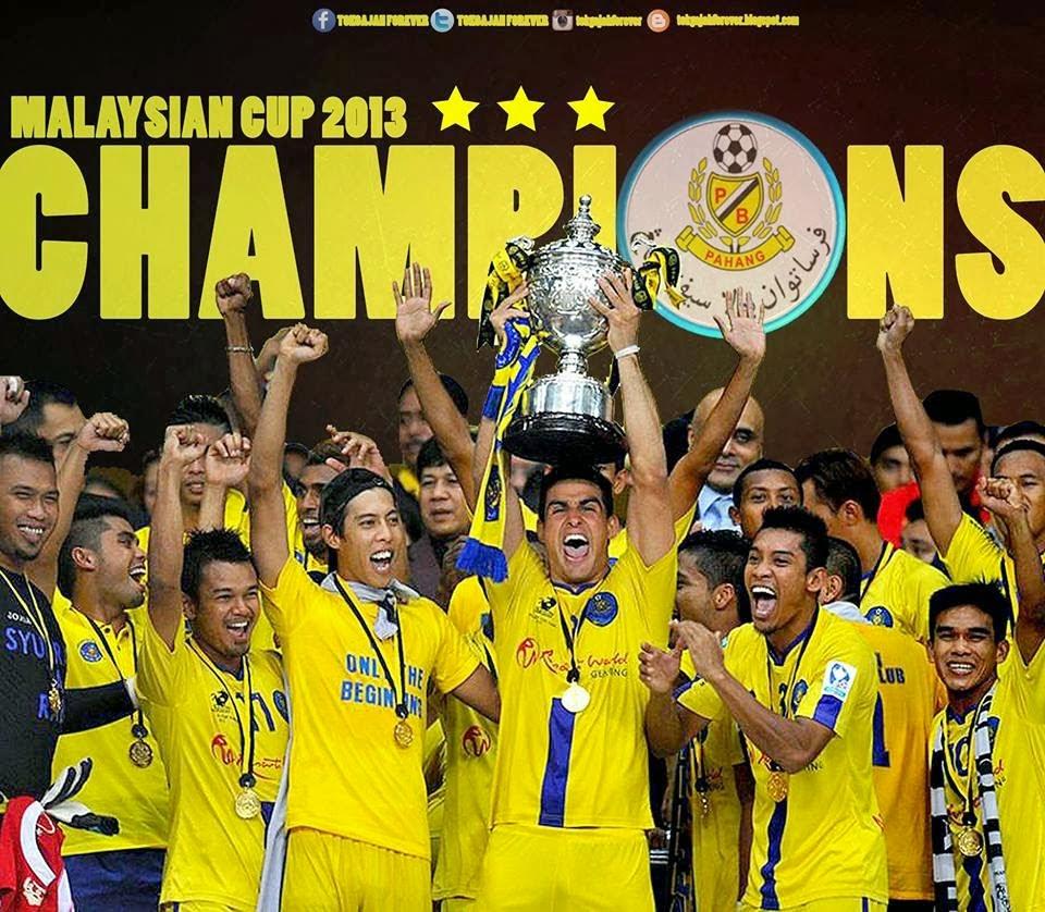 Juara Bertahan Pahang