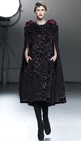 Cibeles Madrid Fashion Week otoño invierno 2011 2012 Victorio & Lucchino