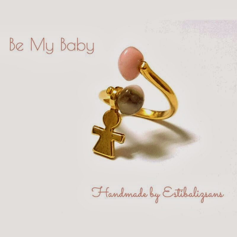 Anillo Be my Baby
